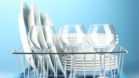 Cleaner Dishes with Cleaner Water